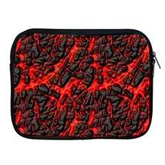 Volcanic Textures Apple iPad 2/3/4 Zipper Cases