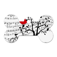 Love song Dog Tag Bone (Two Sides) by Valentinaart