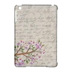 Cherry Blossom Apple Ipad Mini Hardshell Case (compatible With Smart Cover) by Valentinaart