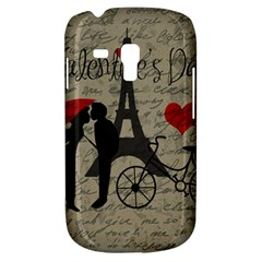 Love letter - Paris Galaxy S3 Mini by Valentinaart