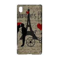 Love letter - Paris Sony Xperia Z3+ by Valentinaart
