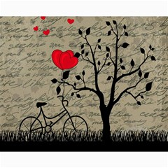 Love letter Canvas 16  x 20   by Valentinaart