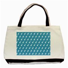 Air Pattern Basic Tote Bag