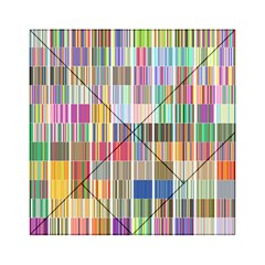 Overlays Graphicxtras Patterns Acrylic Tangram Puzzle (6  X 6 ) by Simbadda