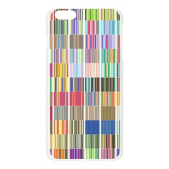 Overlays Graphicxtras Patterns Apple Seamless iPhone 6 Plus/6S Plus Case (Transparent) by Simbadda