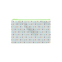 Sign Pattern Cosmetic Bag (xs) by Simbadda