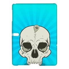 Skull Ball Line Schedule Samsung Galaxy Tab S (10 5 ) Hardshell Case  by Simbadda