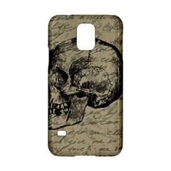 Skull Samsung Galaxy S5 Hardshell Case  by Valentinaart