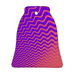 Pink And Purple Ornament (bell)