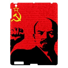 Lenin  Apple Ipad 3/4 Hardshell Case by Valentinaart