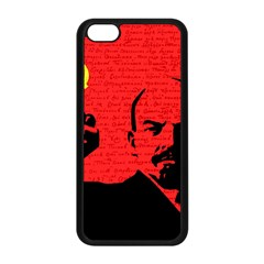 Lenin  Apple Iphone 5c Seamless Case (black) by Valentinaart