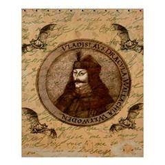 Count Vlad Dracula Shower Curtain 60  X 72  (medium)  by Valentinaart