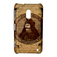 Count Vlad Dracula Nokia Lumia 620 by Valentinaart