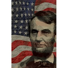 Lincoln Day  5 5  X 8 5  Notebooks by Valentinaart