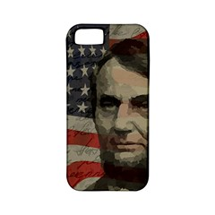 Lincoln Day  Apple Iphone 5 Classic Hardshell Case (pc+silicone) by Valentinaart