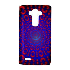 Binary Code Optical Illusion Rotation LG G4 Hardshell Case by Simbadda