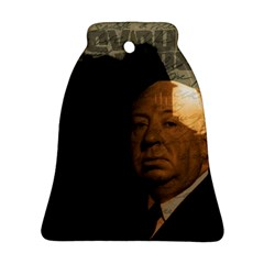 Alfred Hitchcock   Psycho  Ornament (bell) by Valentinaart