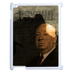 Alfred Hitchcock   Psycho  Apple Ipad 2 Case (white) by Valentinaart