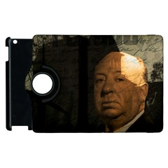 Alfred Hitchcock   Psycho  Apple Ipad 3/4 Flip 360 Case by Valentinaart