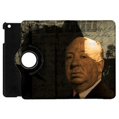 Alfred Hitchcock   Psycho  Apple Ipad Mini Flip 360 Case by Valentinaart