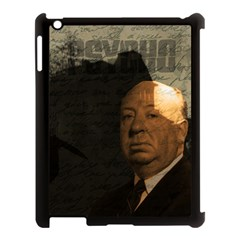 Alfred Hitchcock   Psycho  Apple Ipad 3/4 Case (black) by Valentinaart