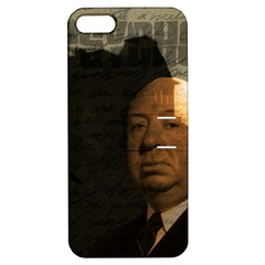 Alfred Hitchcock   Psycho  Apple Iphone 5 Hardshell Case With Stand by Valentinaart