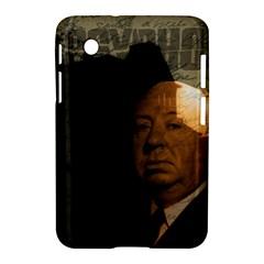 Alfred Hitchcock   Psycho  Samsung Galaxy Tab 2 (7 ) P3100 Hardshell Case  by Valentinaart