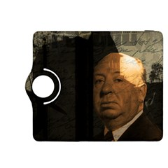 Alfred Hitchcock   Psycho  Kindle Fire Hdx 8 9  Flip 360 Case by Valentinaart