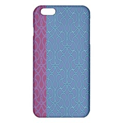 Fine Line Pattern Background Vector Iphone 6 Plus/6s Plus Tpu Case by Simbadda