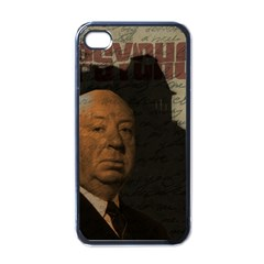 Alfred Hitchcock   Psycho  Apple Iphone 4 Case (black) by Valentinaart