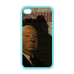 Alfred Hitchcock   Psycho  Apple Iphone 4 Case (color) by Valentinaart