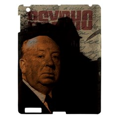 Alfred Hitchcock   Psycho  Apple Ipad 3/4 Hardshell Case by Valentinaart