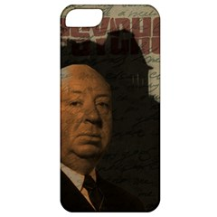 Alfred Hitchcock   Psycho  Apple Iphone 5 Classic Hardshell Case by Valentinaart