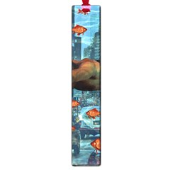 Urban Swimmers   Large Book Marks by Valentinaart