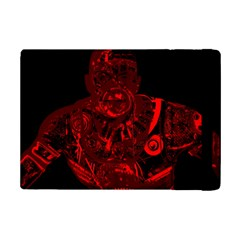 Warrior   Red Ipad Mini 2 Flip Cases by Valentinaart
