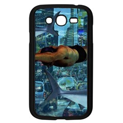 Urban Swimmers   Samsung Galaxy Grand Duos I9082 Case (black) by Valentinaart