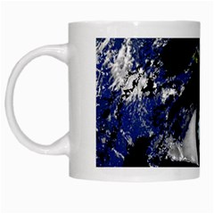 Mother Earth  White Mugs by Valentinaart