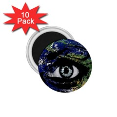 Mother Earth  1 75  Magnets (10 Pack)  by Valentinaart