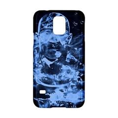 Blue Angel Samsung Galaxy S5 Hardshell Case  by Valentinaart