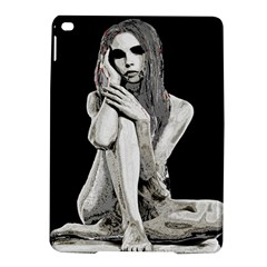 Stone Girl Ipad Air 2 Hardshell Cases by Valentinaart