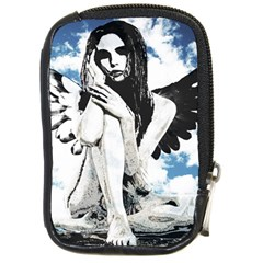 Angel Compact Camera Cases by Valentinaart