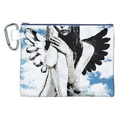 Angel Canvas Cosmetic Bag (XXL)