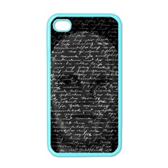 Silent Apple iPhone 4 Case (Color)