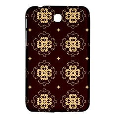 Seamless Ornament Symmetry Lines Samsung Galaxy Tab 3 (7 ) P3200 Hardshell Case  by Simbadda