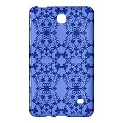 Floral Ornament Baby Boy Design Retro Pattern Samsung Galaxy Tab 4 (7 ) Hardshell Case  by Simbadda