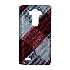 Textile Geometric Retro Pattern Lg G4 Hardshell Case by Simbadda