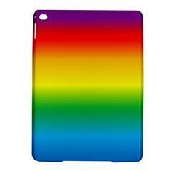 Rainbow Background Colourful Ipad Air 2 Hardshell Cases by Simbadda