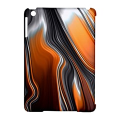 Fractal Structure Mathematics Apple Ipad Mini Hardshell Case (compatible With Smart Cover) by Simbadda