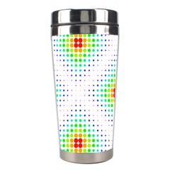 Color Square Stainless Steel Travel Tumblers by Simbadda