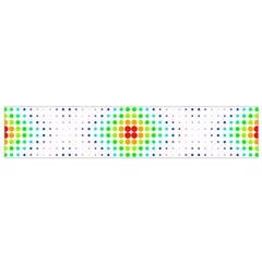 Color Square Flano Scarf (small) by Simbadda